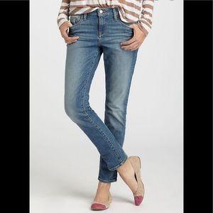 Anthro Pilcro Stet Straight Leg Jeans, size 30